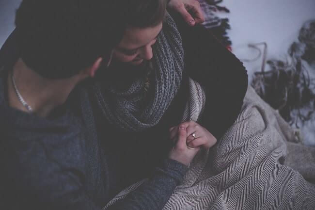 Einem depressivem Partner helfen