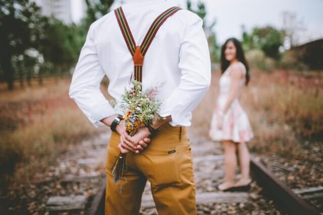 Liebeserklärungen als Reifeprozess