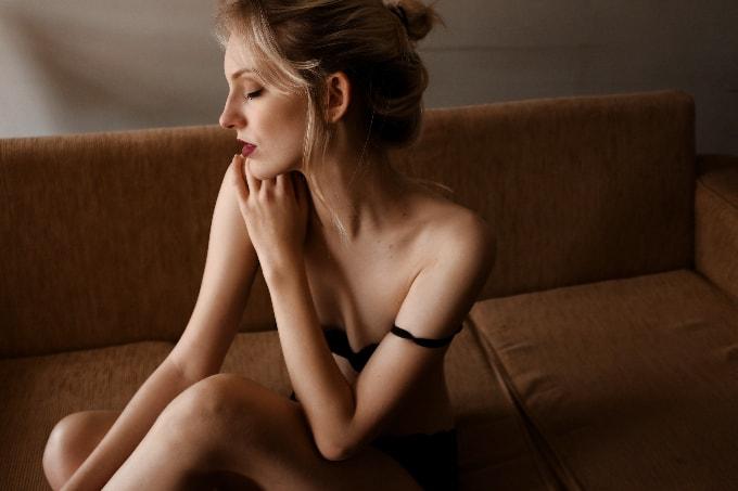 Viele Frauen haben Angst den Partner zu verlieren