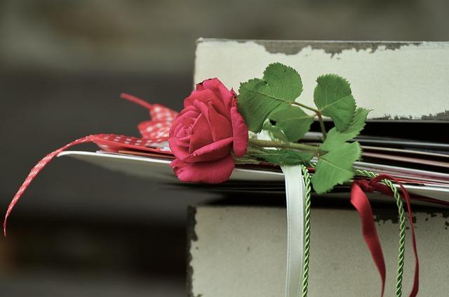 Geschenk für Romantiker