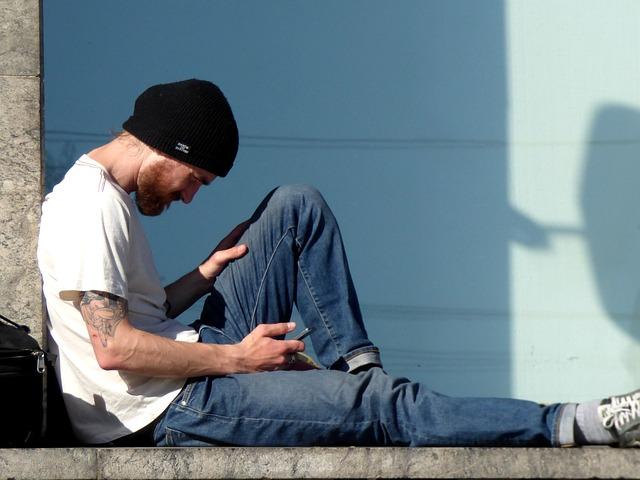 Schlussmachen per SMS