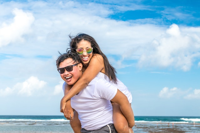 dem Partner oder Partnerin eine Freude bereiten