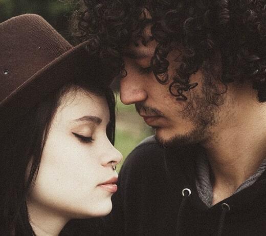 Das Paar hat sich getrennt trotz Liebe