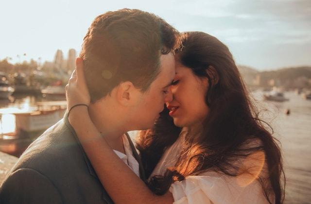Romantik & Sex ist für dieses Pärchen wichtig
