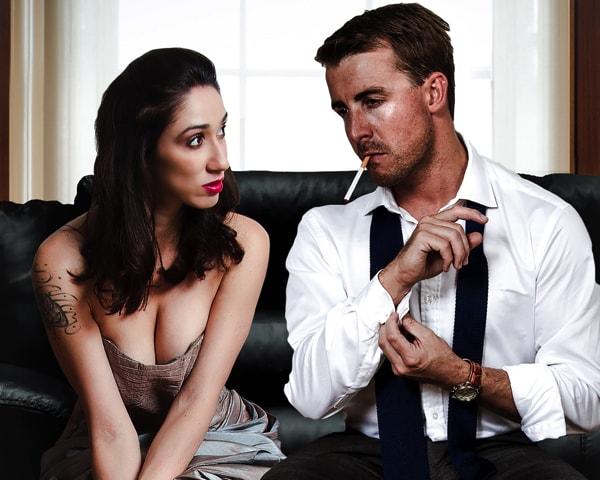 Frauen können Männer mit falschem Verhalten vertreiben