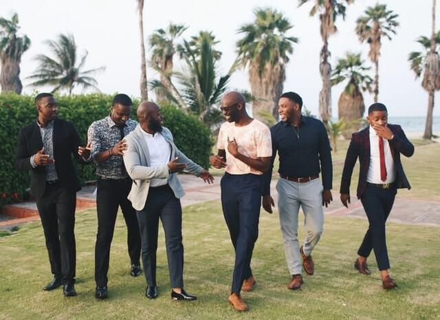 Wie ticken diese Männer