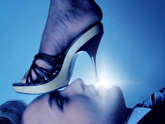High Heels, Dessous & Rollenspiel beim Sex
