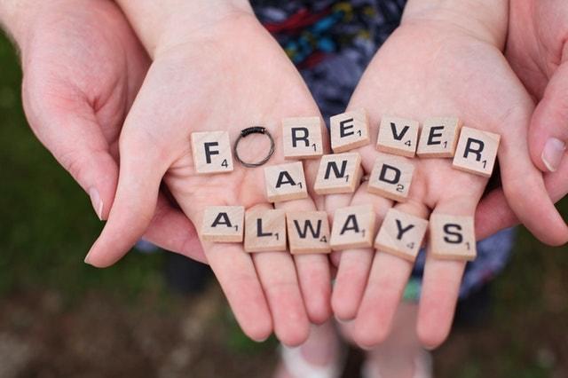 Ein gemeinsames Leben bedeutet nicht das Streben nach Perfektion
