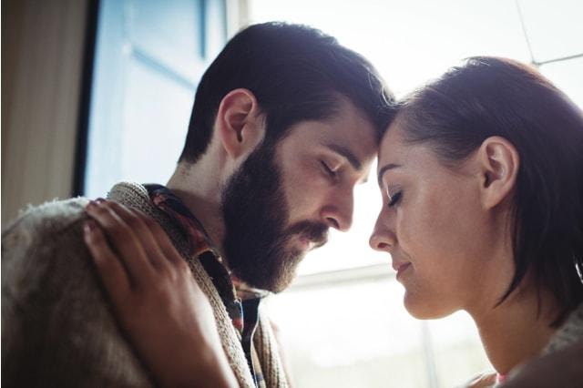 Das Paar möchte wieder eine Beziehung