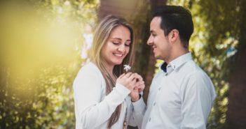 Wann ist ein Mann heimlich verliebt