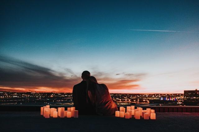 Liebesbeziehung dualer Seelen
