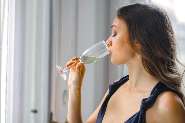Der Partner ist alkoholabhängig