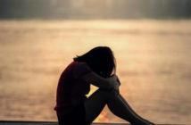 Liebeskummer tut weh