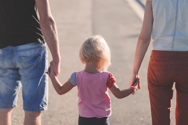 Ihr bleibt Eltern, auch wenn die Liebe geht